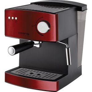 Кофеварка POLARIS PCM 1528AE Adore Crema красный