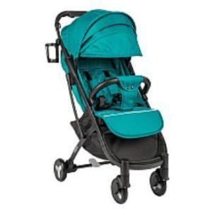 Коляска Sundays Baby S600 Plus (черный/бирюзовый)