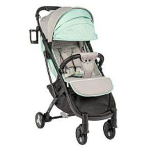 Коляска Sundays Baby S600 Plus (черный/серый/бирюзовый)
