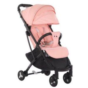 Коляска Sundays Baby S600 (светло-розовый)