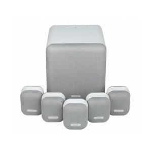 Комплект акустических систем Monitor Audio MASS Surround Sound SMASS51WH (белый/серый)