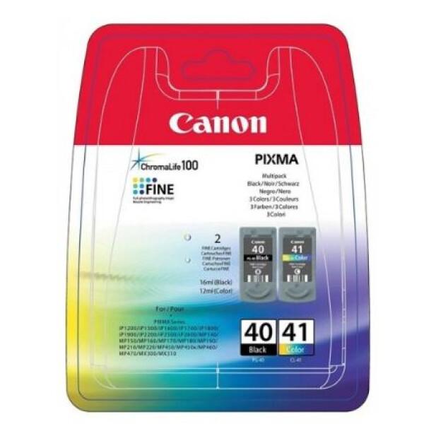Комплект картриджей Canon PG-40 + CL-41 (0615B043)