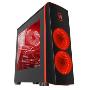 Компьютер JET Gamer 7R2700D16HD1SD24X166L2W6