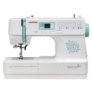Компьютерная швейная машина Janome HD 6130