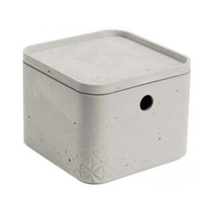 Коробка Curver Beton XS 3л 243398