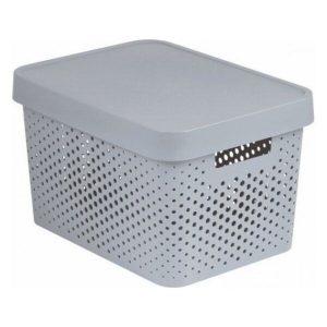 Коробка Curver Infinity 17л (серый) 229168