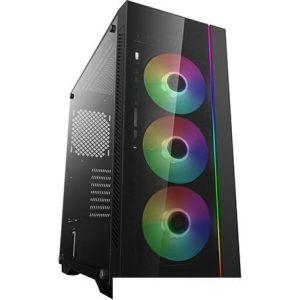 Корпус DeepCool Matrexx 55 V3 ADD-RGB (DP-ATX-MATREXX55V3-AR-3F)