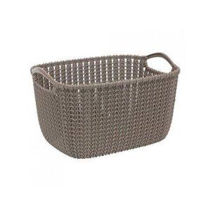 Корзина Curver Knit Rect L 226165