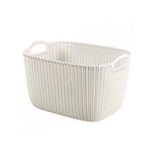 Корзина Curver Knit Rect L 226379