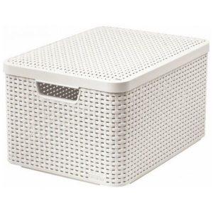 Корзина Curver Style Box L V2 205862