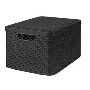 Корзина Curver Style Box L V2 205863