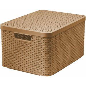 Корзина Curver Style Box L V2 211540