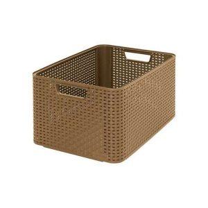 Корзина Curver Style Box L V2 Cur 208615