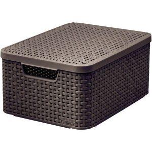 Корзина Curver Style Box M V2 205847