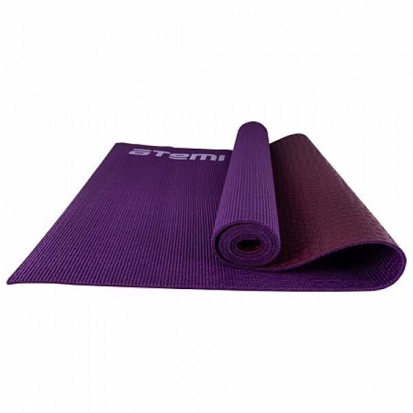 Коврик для йоги Atemi AYM01DB (фиолетовый)