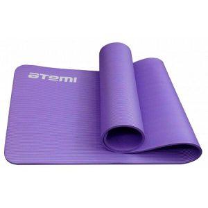 Коврик для йоги Atemi AYM05PL (фиолетовый)