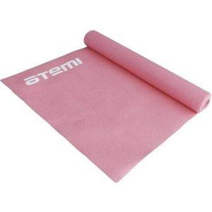 Коврик для йоги и фитнеса Atemi AYM01P (розовый)