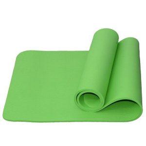 Коврик для йоги и фитнеса Atemi AYM05GN (зеленый)