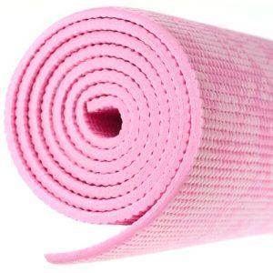 Коврик для йоги и фитнеса Fitness IR97502 (розовый)