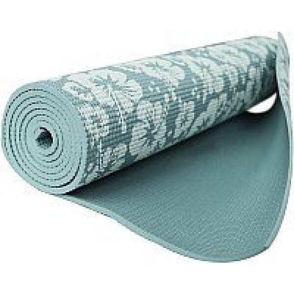 Коврик для йоги и фитнеса Sundays Fitness IR97502 (голубой)