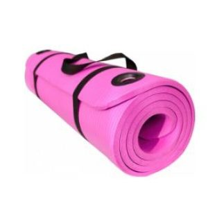Коврик для йоги и фитнеса Sundays Fitness IR97506 (розовый)