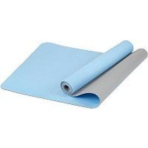 Коврик для йоги и фитнеса Sundays Fitness IRBL17107 (голубой)