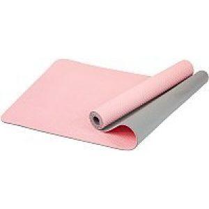 Коврик для йоги и фитнеса Sundays Fitness IRBL17107 (розовый)