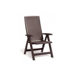 Кресло Keter Montreal (коричневый) 228103