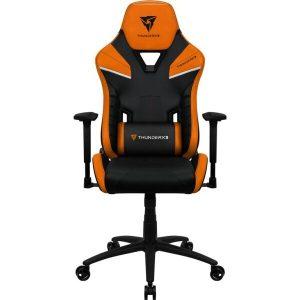 Кресло компьютерное THUNDERX3 TC5 (черный/оранжевый)