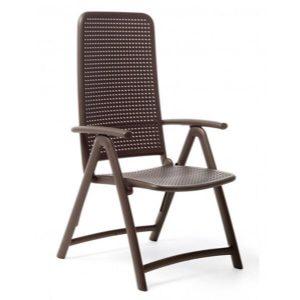 Кресло Nardi Darsena (коричневый)