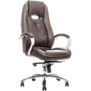Кресло офисное Everprof Drift PU (коричневый)