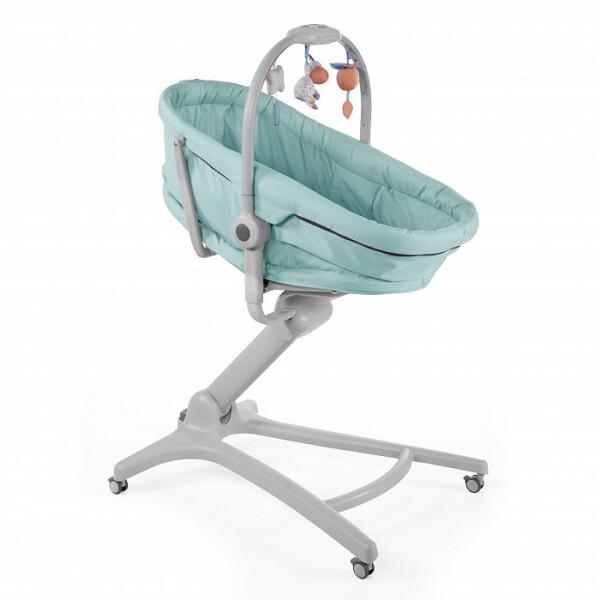Кроватка-стульчик CHICCO Baby Hug (aquarelle)