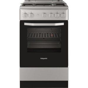 Кухонная плита Hotpoint-Ariston HS5G0PMX/R
