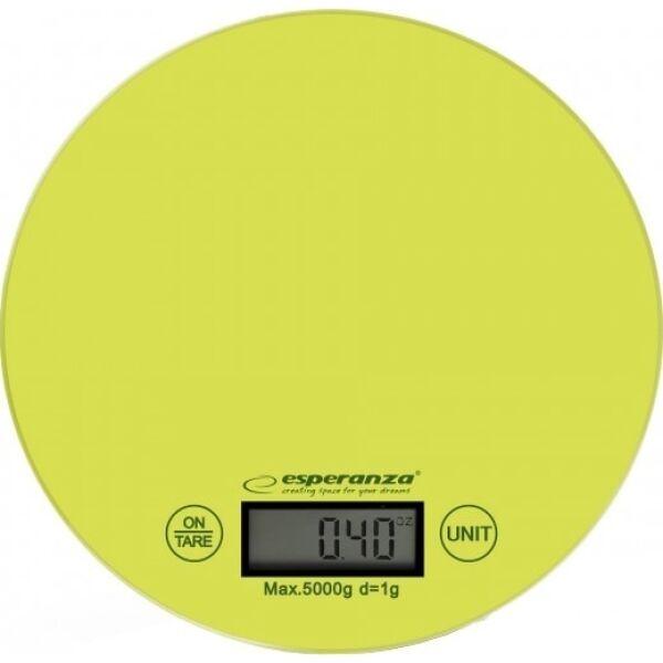 Кухонные весы Esperanza Mango EKS003 (зеленый)