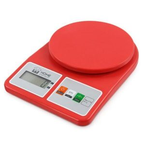 Кухонные весы Home Element HE-SC930 (яркий рубин)