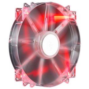 Кулер для корпуса Cooler Master MegaFlow 200 Red LED (R4-LUS-07AR-GP)