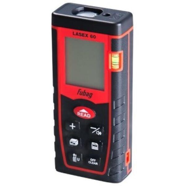 Лазерный дальномер Fubag Lasex 60 (31637)