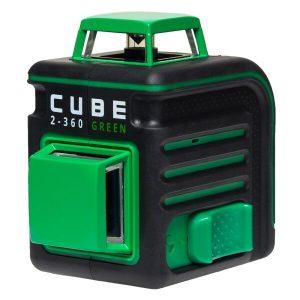 Лазерный нивелир ADA Instruments Cube 2-360 Green Ultimate Edition (A00471)