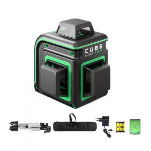 Лазерный нивелир ADA Instruments Cube 3-360 Green Professional Edition А00573