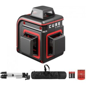 Лазерный нивелир ADA Instruments Cube 3-360 Professional Edition А00572