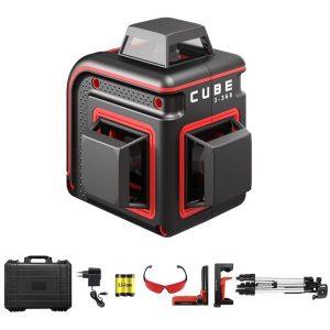 Лазерный нивелир ADA Instruments Cube 3-360 Ultimate Edition (А00568)