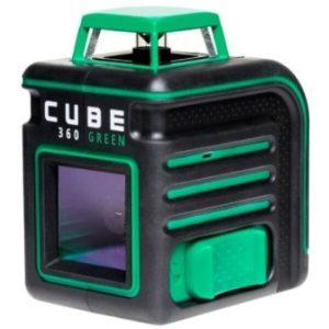Лазерный нивелир ADA Instruments Cube 360 Green Professional Edition (А00535)