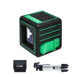 Лазерный нивелир ADA Instruments Cube 3D Green Professional Edition (A00545)
