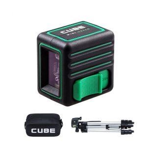 Лазерный нивелир ADA INSTRUMENTS Cube Mini Green Professional Edition (А00529)