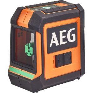 Лазерный нивелир AEG Powertools CLG220-K 4935472254 (зеленый луч)