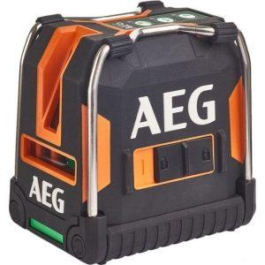 Лазерный нивелир AEG Powertools CLG330-K 4935472255 (зеленый луч)