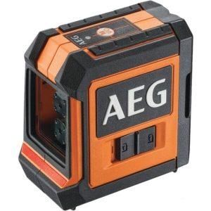 Лазерный нивелир AEG Powertools CLR215-B 4935472252 (красный луч)