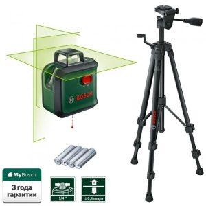 Лазерный нивелир Bosch AdvancedLevel 360 Set (0603663B04)
