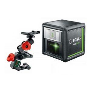 Лазерный нивелир Bosch Quigo Green (0603663C00) (с зажимом MM2)