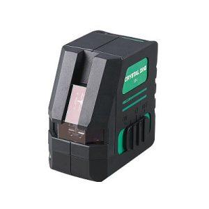 Лазерный нивелир FUBAG Crystal 20G VH Set зеленый луч (31627)